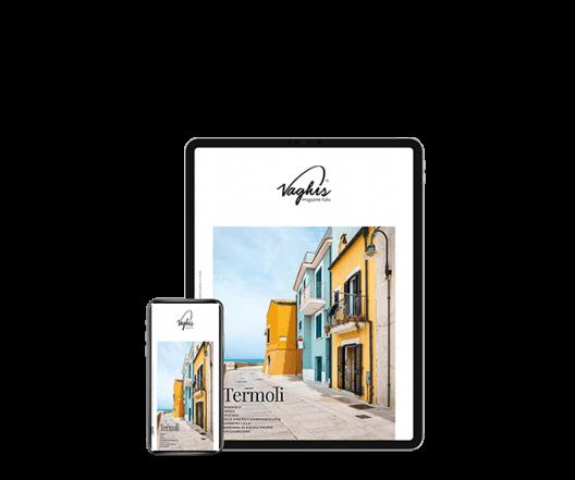 Vaghis® magazine - Abbonamento annuale edizione digitale