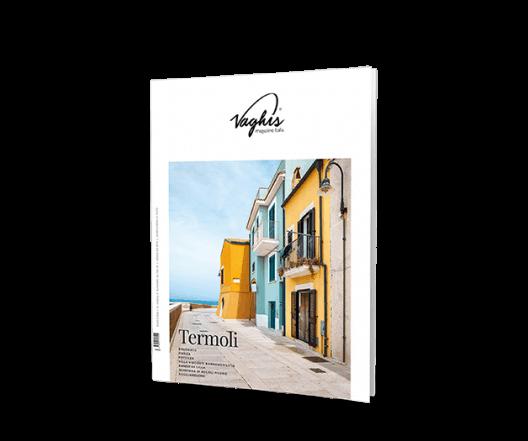 Vaghis® magazine - Abbonamento annuale edizione cartacea