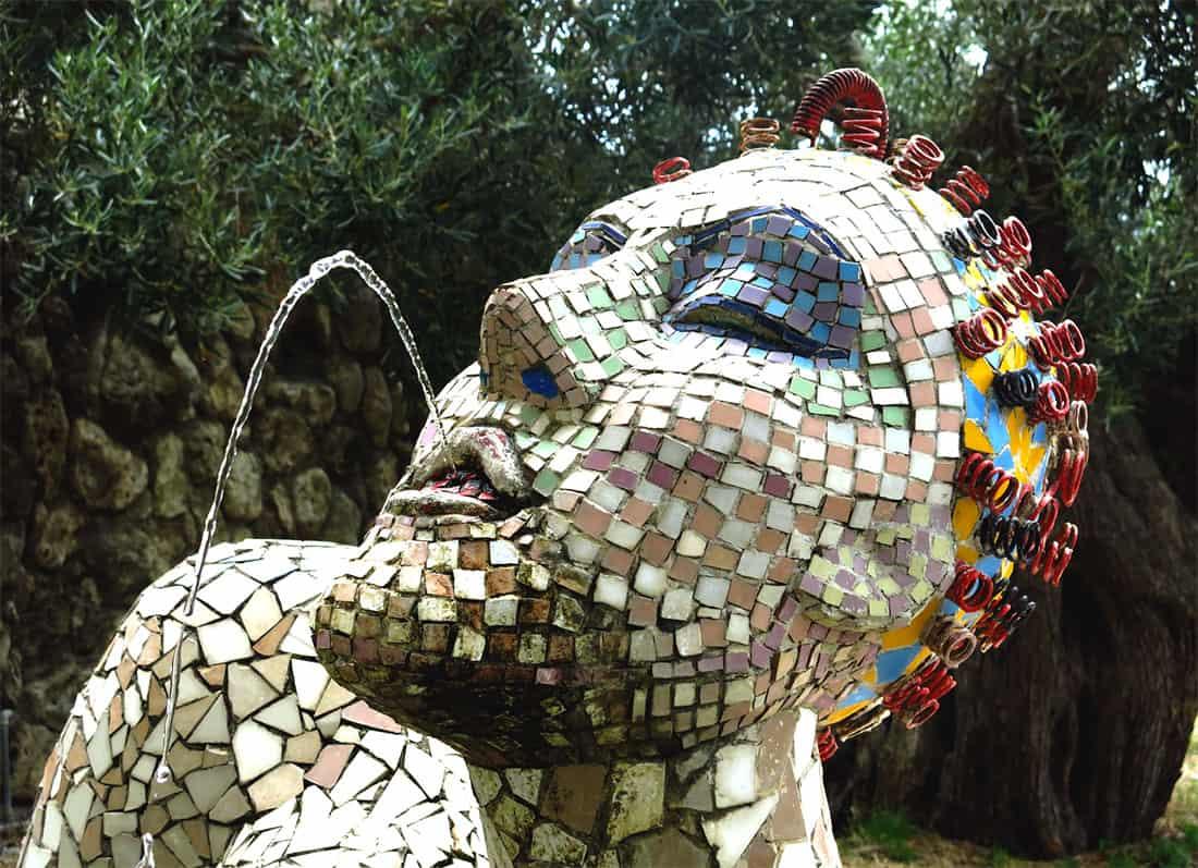 MU.SA.BA - Parco Museo Santa Barbara