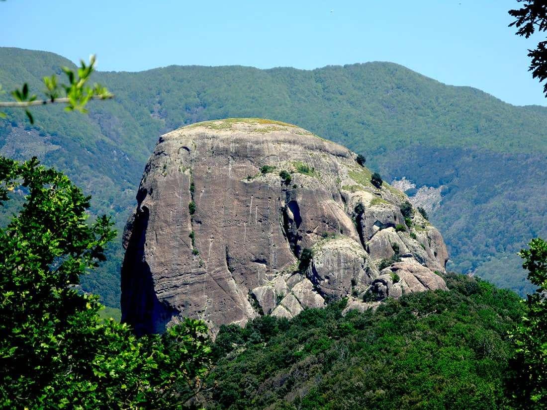 Parco Nazionale dell'Aspromonte - Pietra Cappa