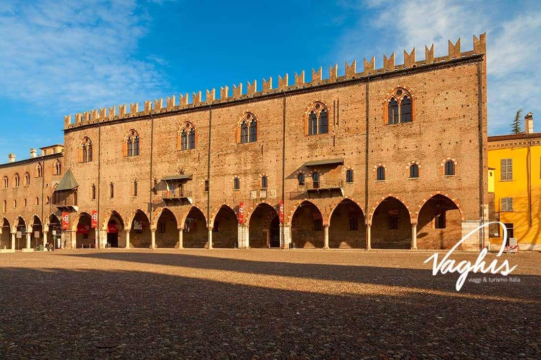 Mantova - Palazzo Ducale - © Vaghis - Viaggi & turismo Italia - Tutti i diritti riservati
