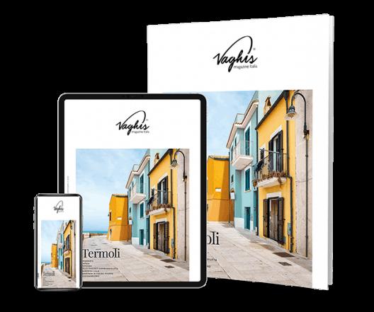 Vaghis® magazine - Abbonamento annuale edizione cartacea + digitale