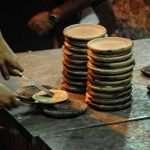 La cottura dei Panigacci