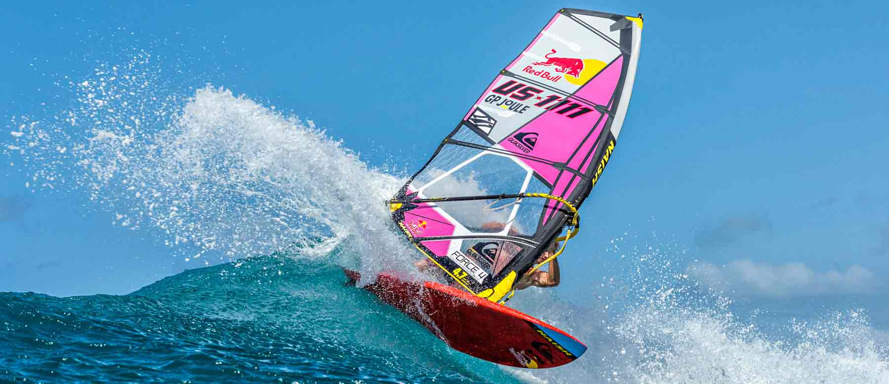 Civitavecchia - lezione di windsurf