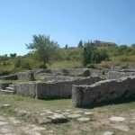 Alba Fucens sacello di Ercole