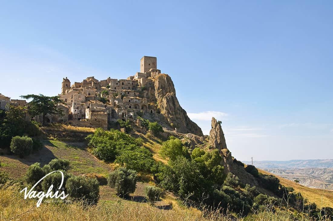 Craco - © Vaghis viaggi & turismo Italia - Tutti i diritti riservati