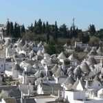 Sorvolando Alberobello