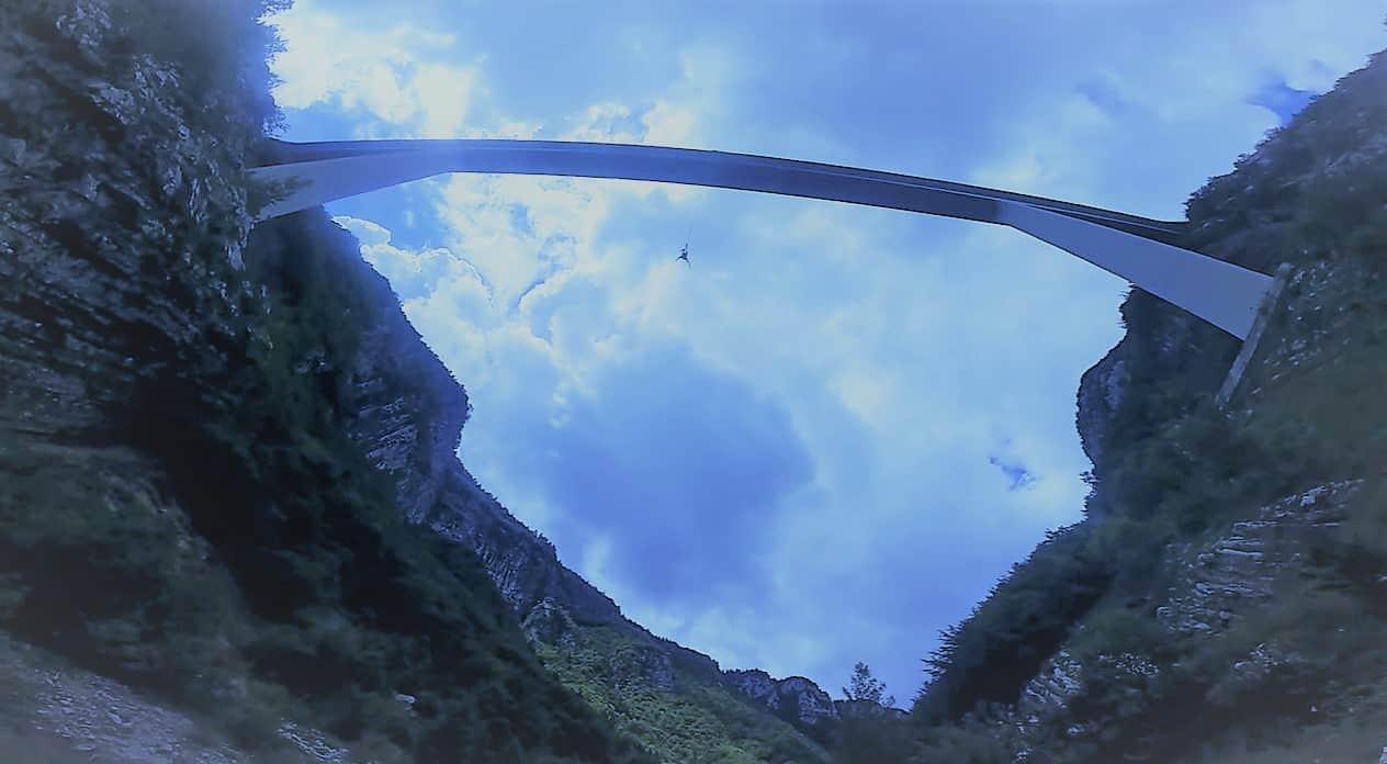 Asiago-Enego: Ponte di Valgàdena