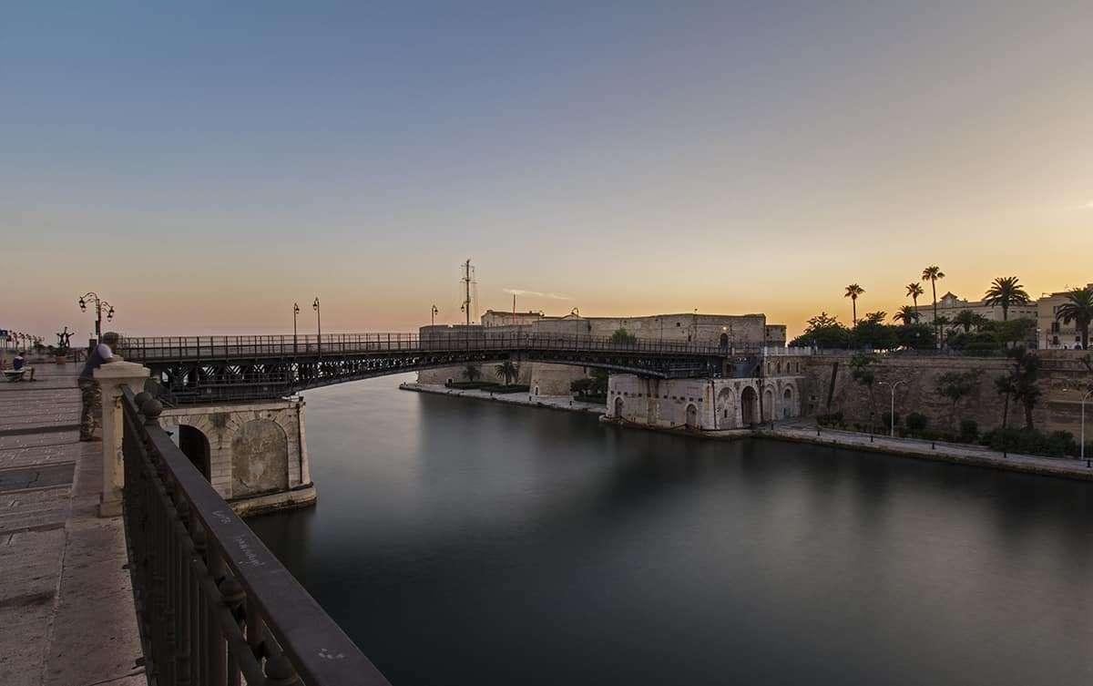 Taranto: Ponte Girevole