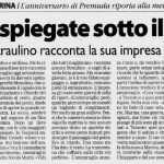 Agostino Straulino racconta la sua impresa