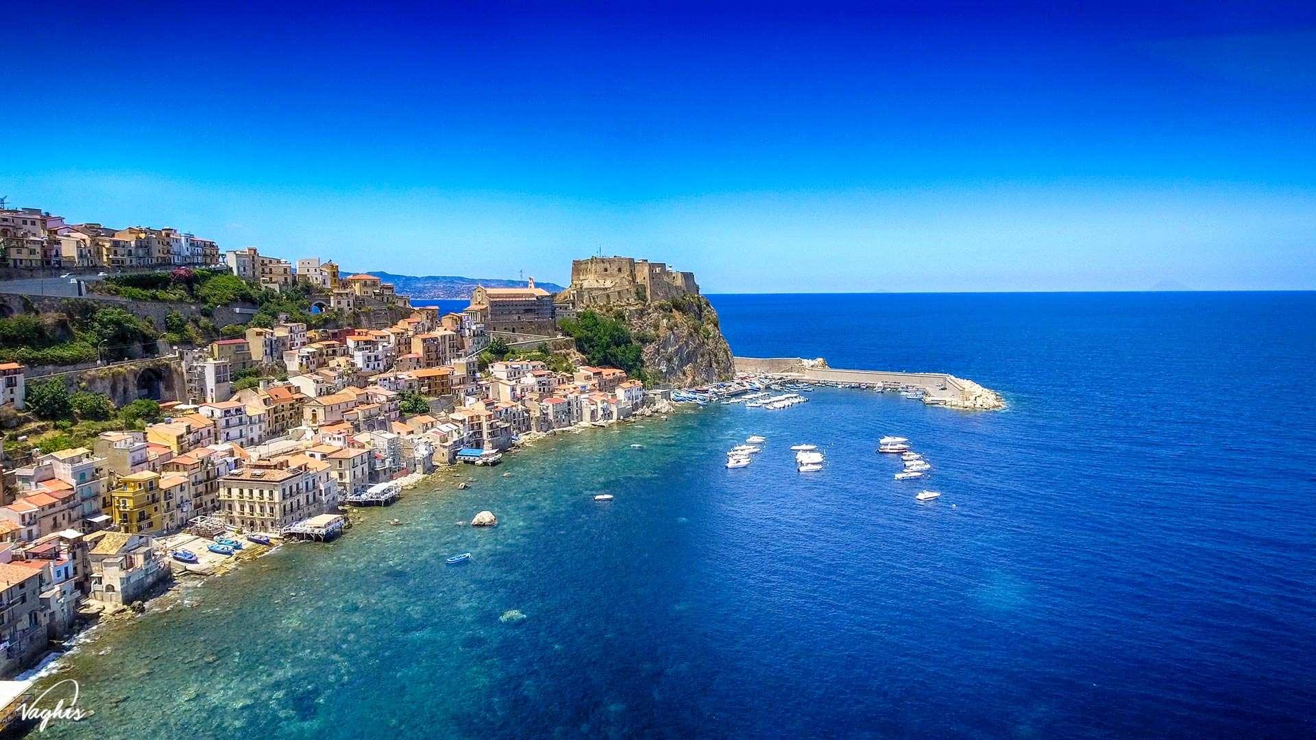 Canalea di Scilla - © Vaghis - Viaggi & turismo Italia - Tutti i diritti riservati