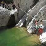 Gola di Gorropu - canyoning