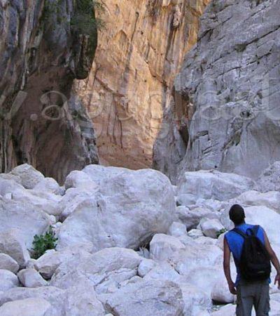 GORROPU, CANYONING NELLA GOLA PIÙ PROFONDA D'EUROPA