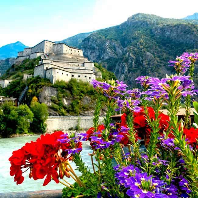 Forte di Bard - © Vaghis - Viaggi & turismo Italia - Tutti i diritti riservati