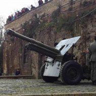 Cannone Gianicolo - Roma