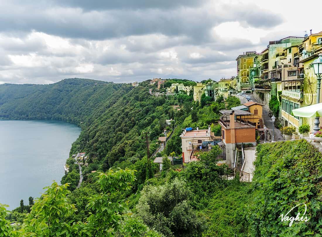 Castel Gandolfo - © Vaghis - viaggi & turismo Italia - Tutti-i-diritti riservati