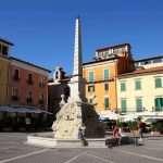 Piazza dell'obelisco