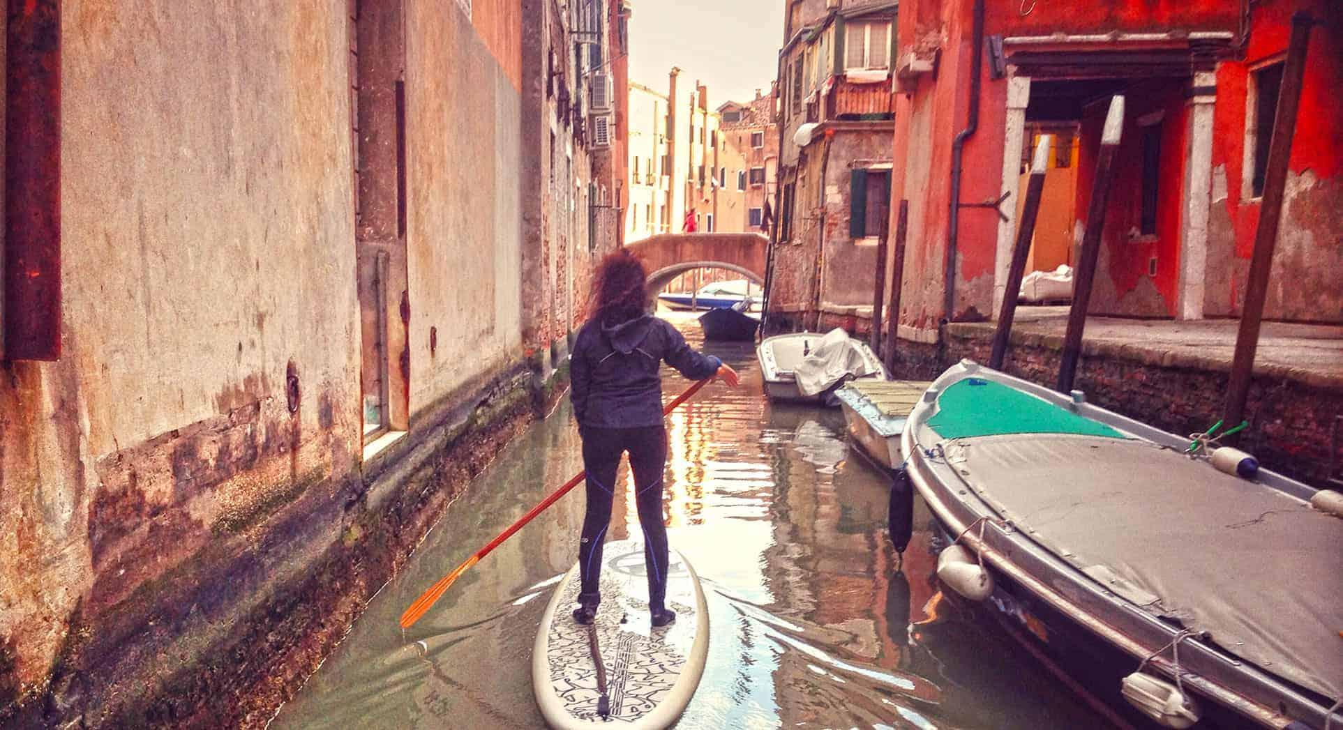 Venezia in Sup