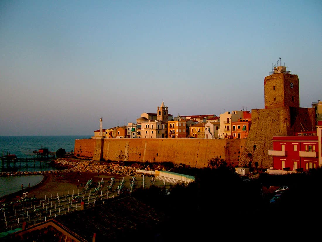 Termoli: Il borgo antico