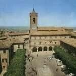 Cingoli la cattedrale