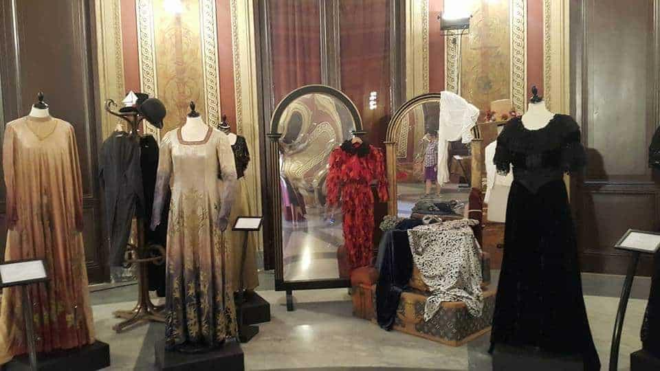 Teatro Massimo: Costumi di scena