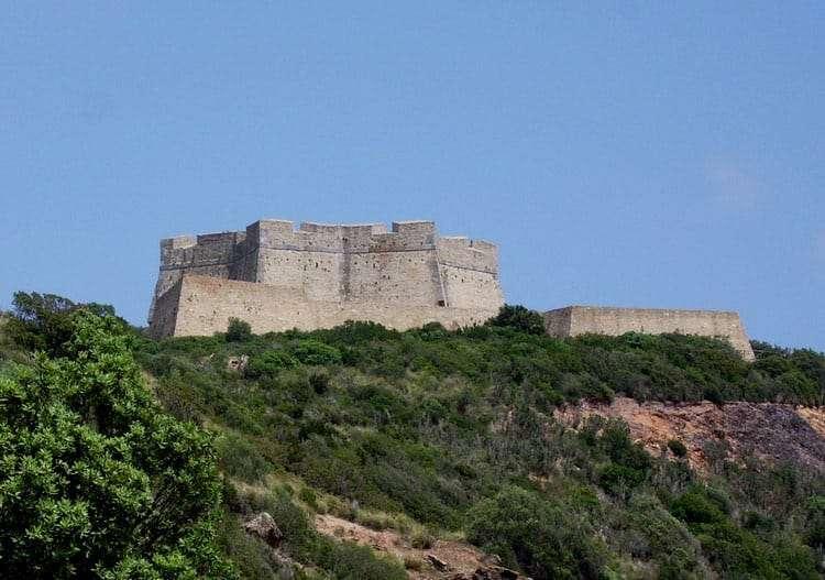 Porto Ercole - Forte Stella