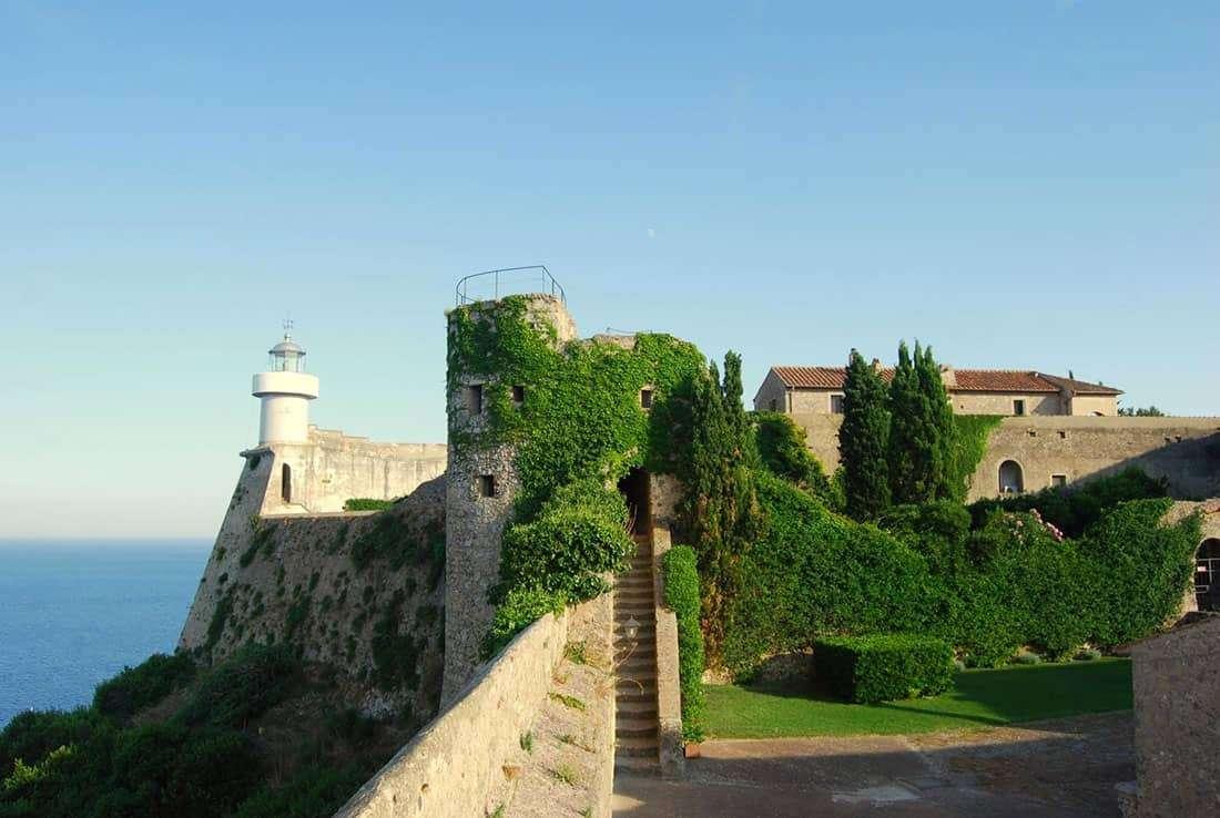 Porto Ercole - Fortezza