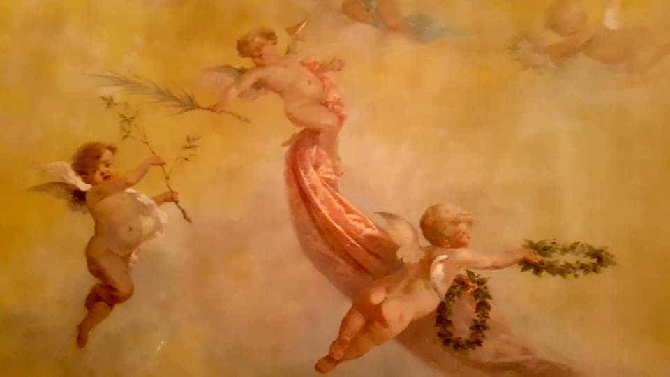 Teatro Massimo: Angeli della pace
