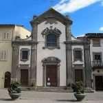 Castelfranco di Sopra Chiesa di San Filippo Neri