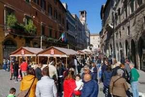La Fiera dei morti di Perugia