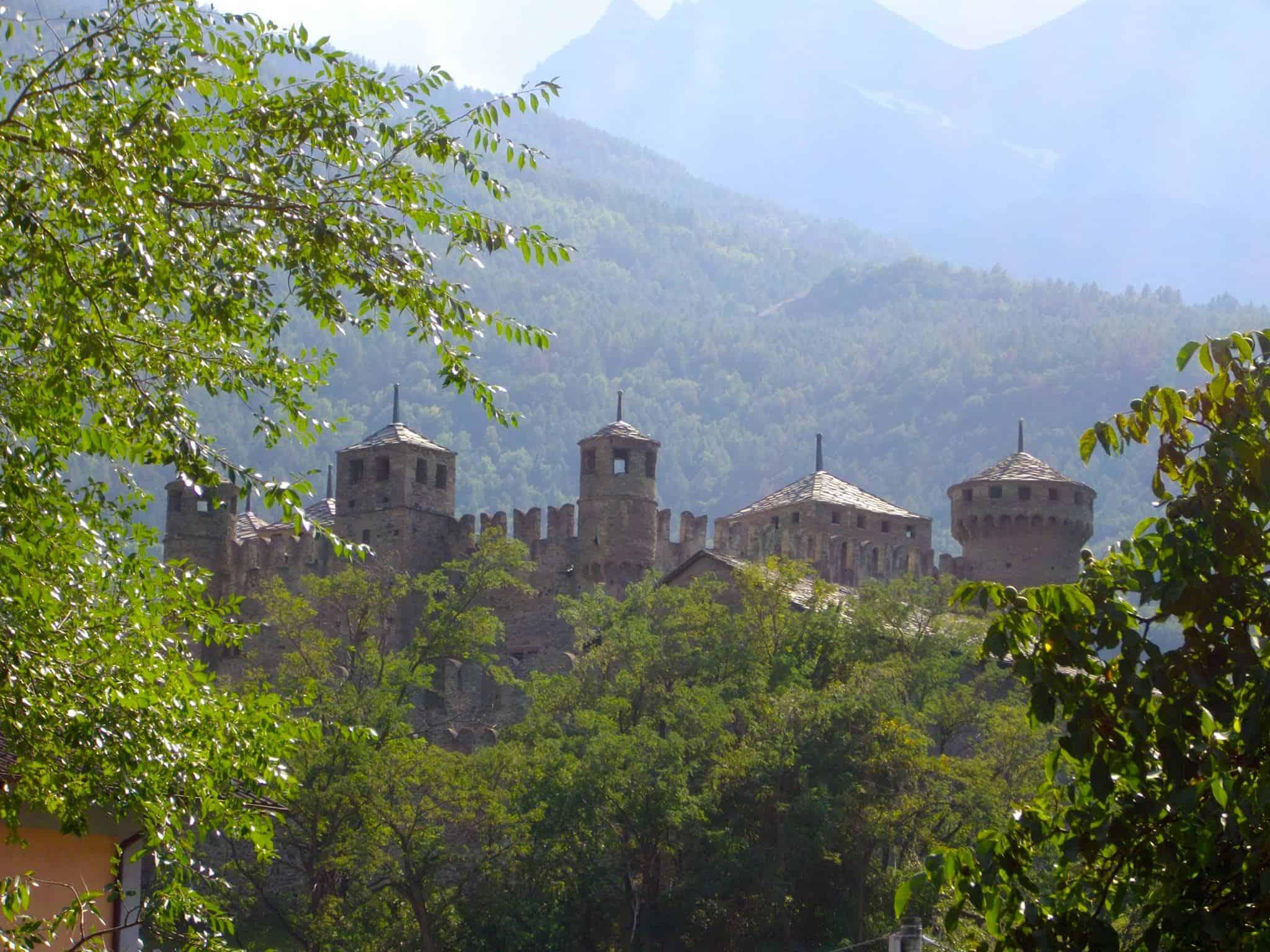 Il castello di Fénis