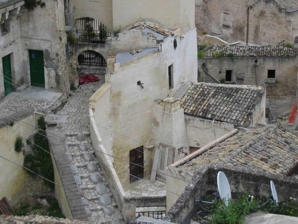 Matera - Sasso Barisano