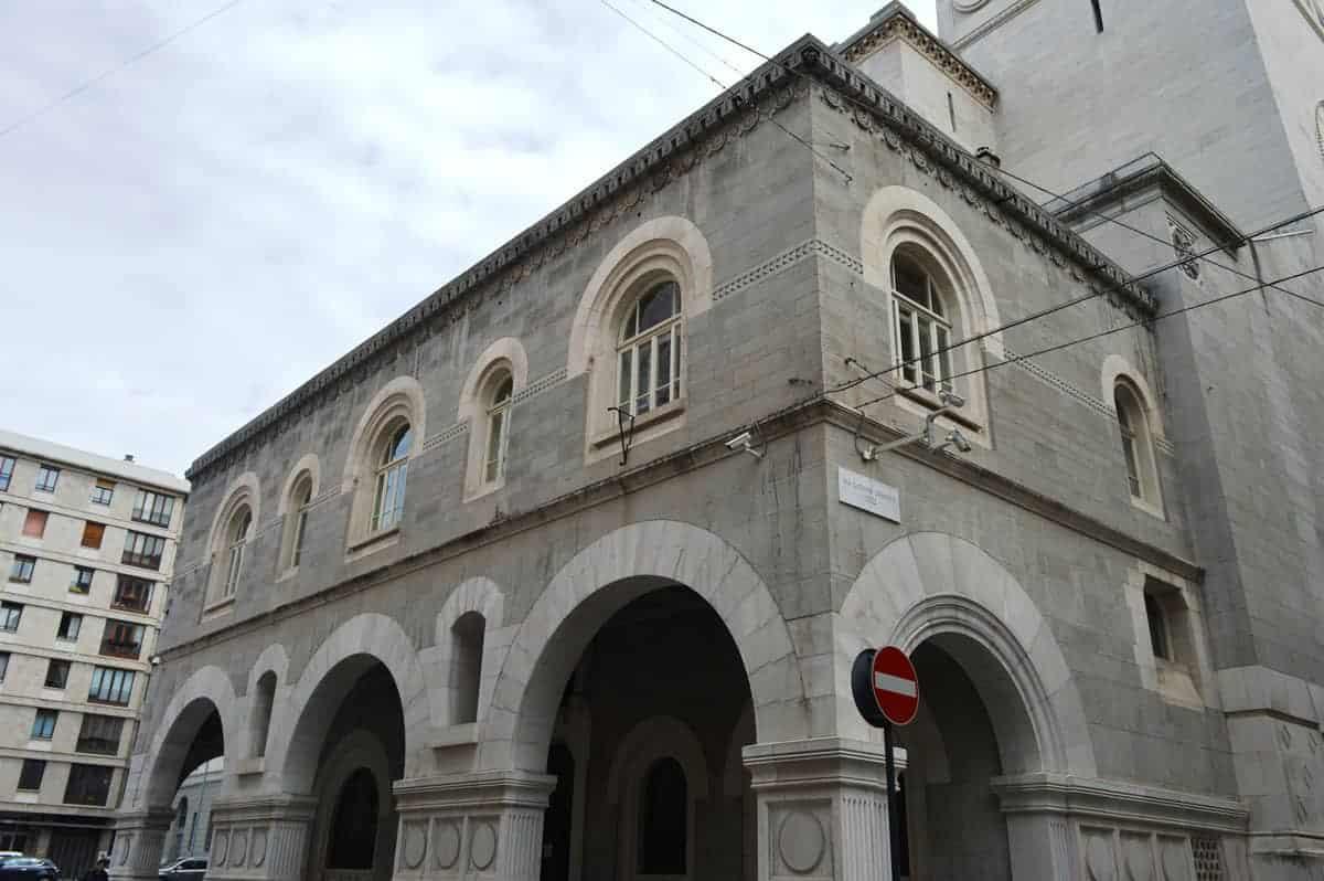 La Sinagoga di Trieste