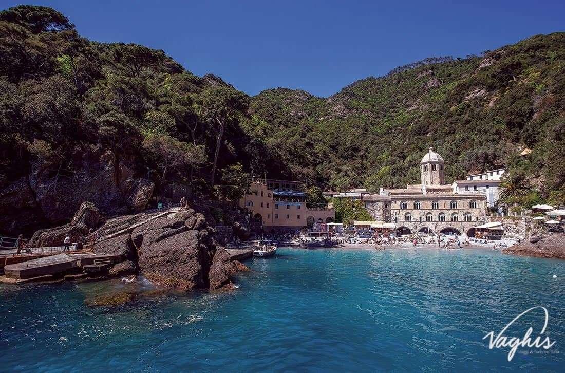 Abbazia di San Fruttuoso - viaggi & turismo Italia - Tutti i diritti riservati