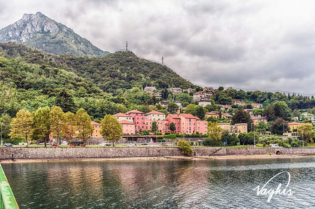 Lecco: Pescarenico - © Vaghis - viaggi & turismo Italia - Tutti i diritti riservati