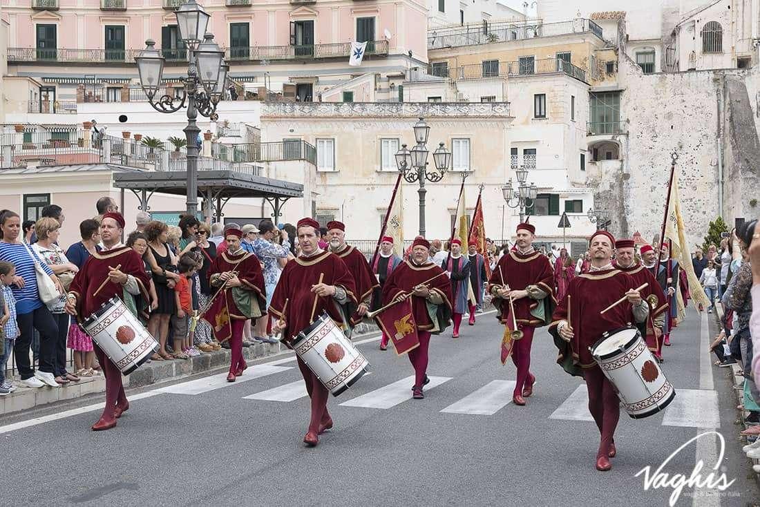 Regata delle Repubbliche marinare - © Vaghis - viaggi & turismo Italia - Tutti i di-ritti riservati.jpg