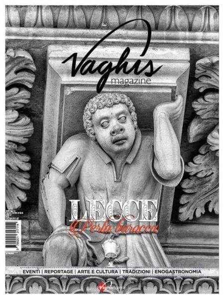 VAGHIS MAGAZINE 03 <br/> LUGLIO / AGOSTO 2017