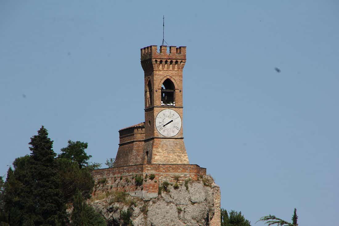 Brisighella,: La torre dell'Orologio
