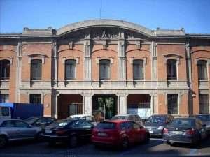 Cineteca Bologna: Ingresso in via Riva di Reno