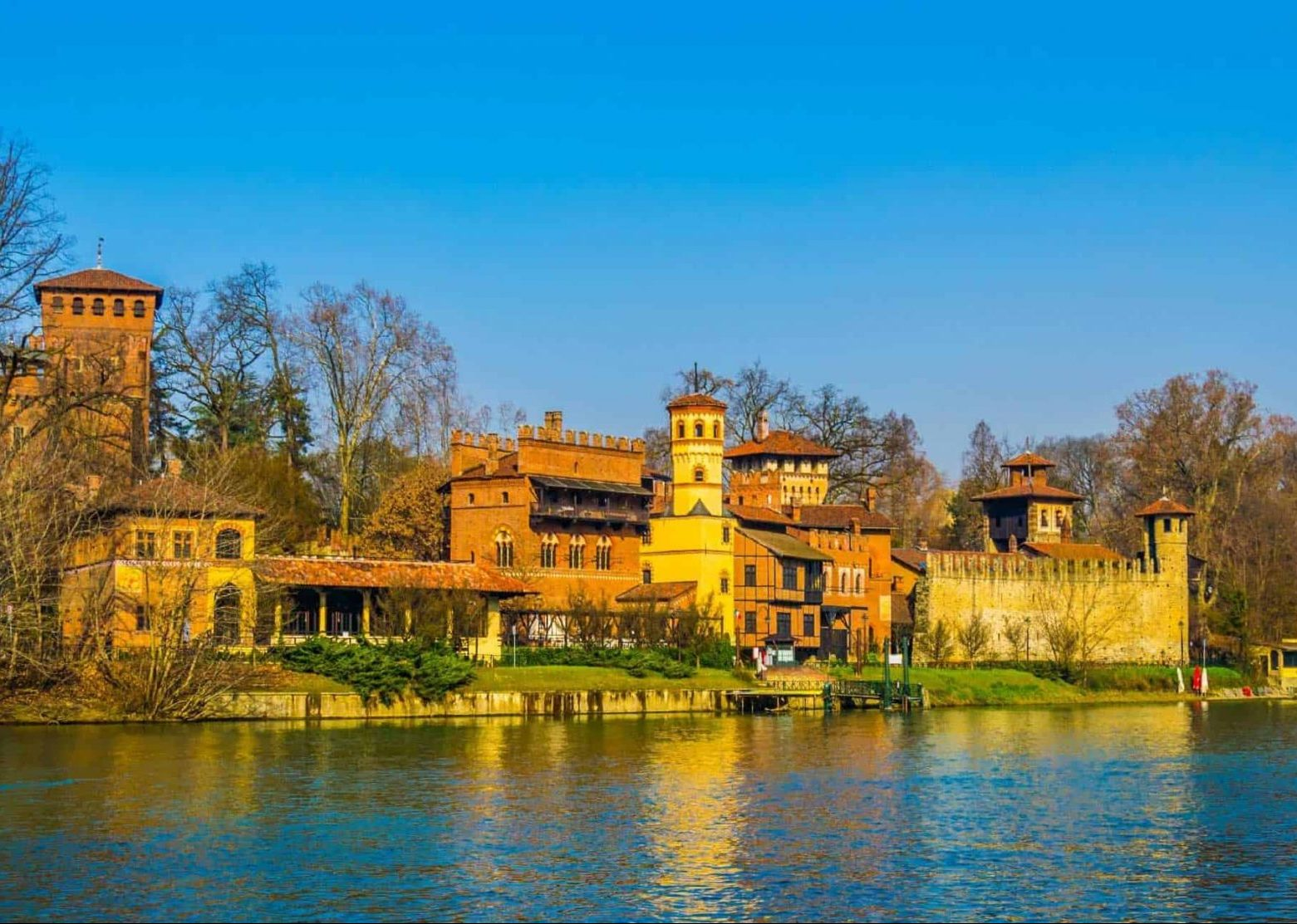 Parco del Valentino © Vaghis – viaggi & turismo Italia – Tutti i diritti riservati