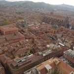 Vista di Bologna dalla Torre degli Asinelli
