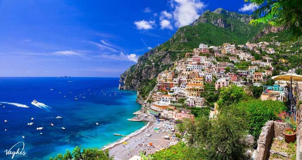 Positano - © Vaghis - Viaggi & turismo Italia - Tutti i diritti riservati