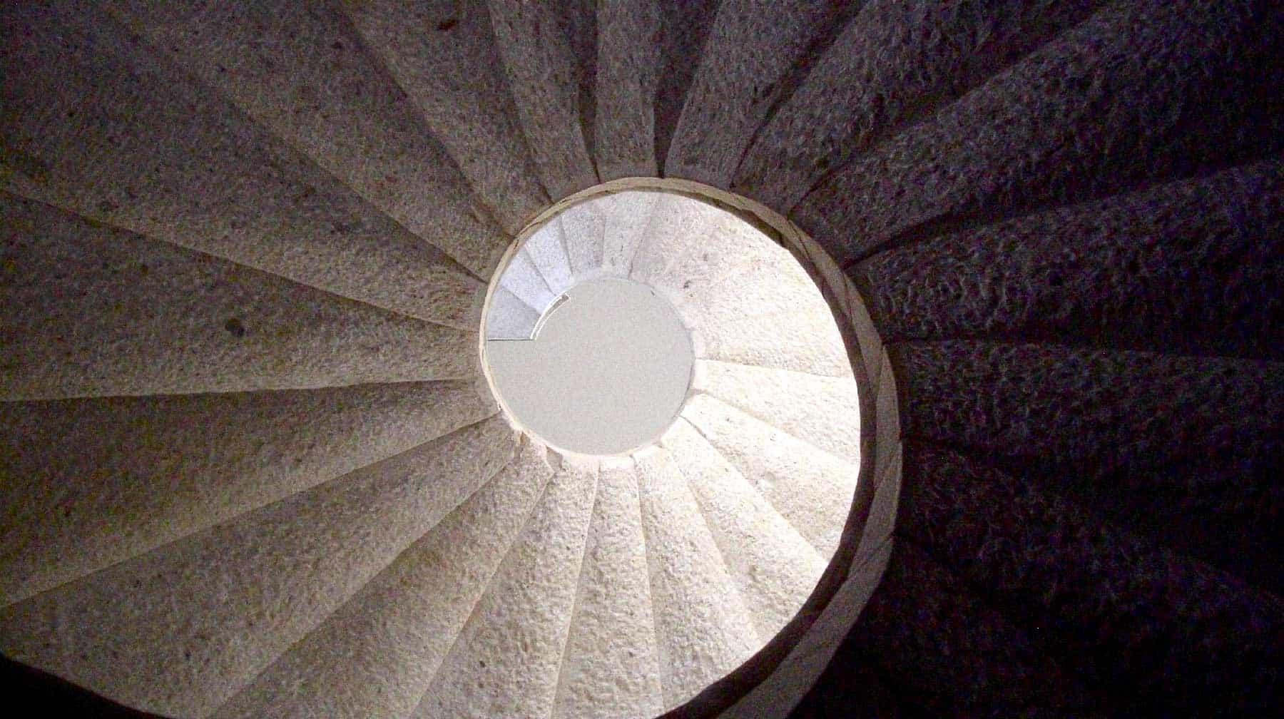 La Certosa di Padula - Scalinata Elicoidale