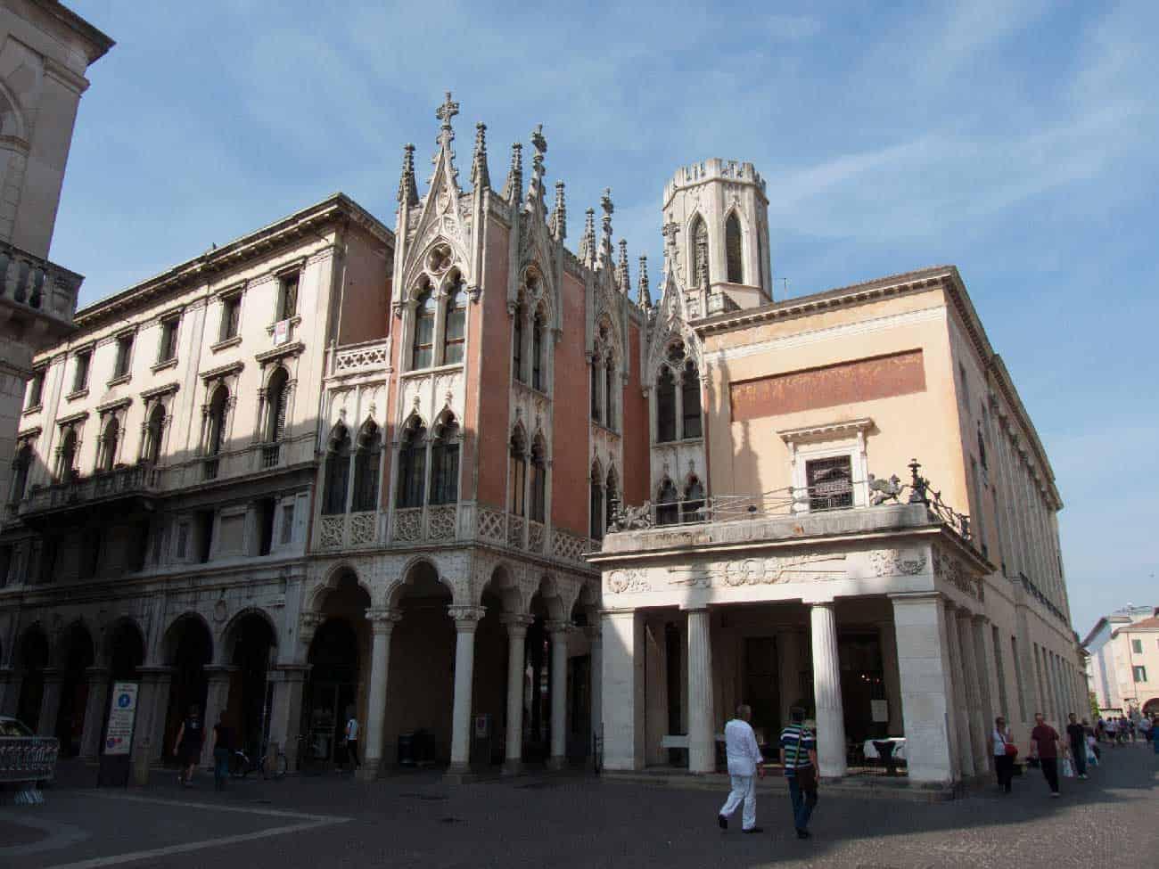 Padova: Caffè Pedrocchi