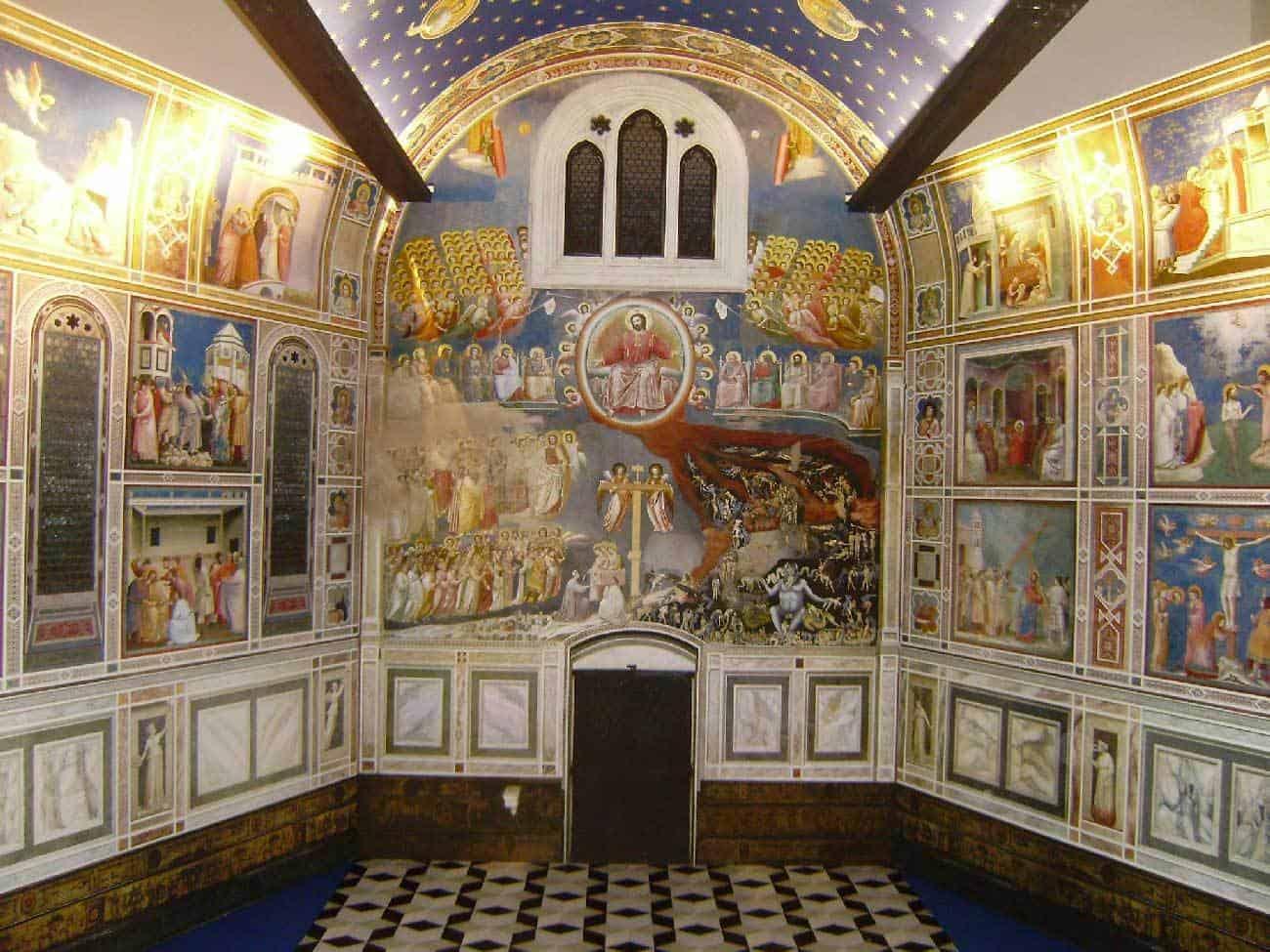 Padova: Cappella degli Scrovegni