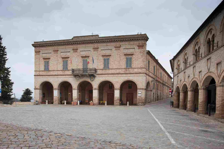 Montelupone Palazzetto trecentesco dei Priori