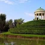 Parco Querini - tempietto neoclassico