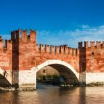 Verona - Ponte degli Scaligeri
