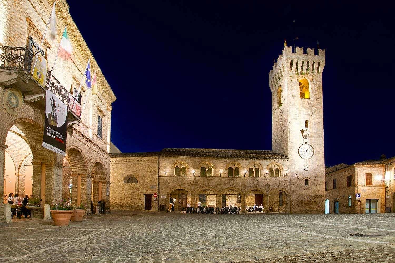 Montelupone Torre Civica-
