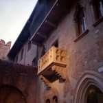 Verona - Casa di Giulietta, il balcone